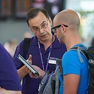 Heathrow volunteers